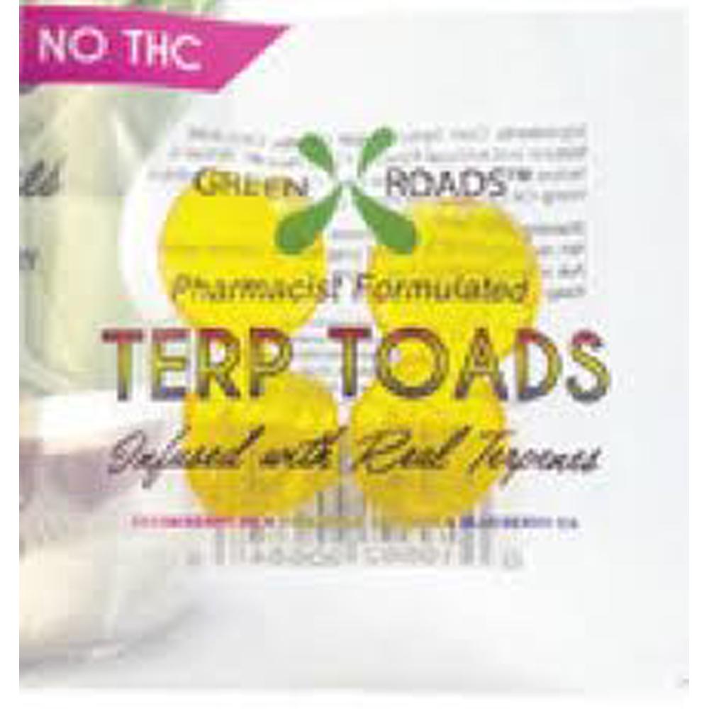 Green Roads Terp Toads
