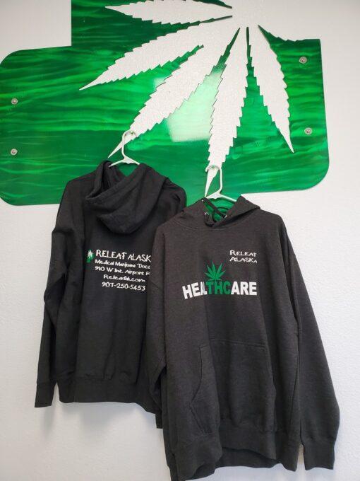 cannabis hoodie